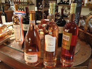 Summer Wines in Provence