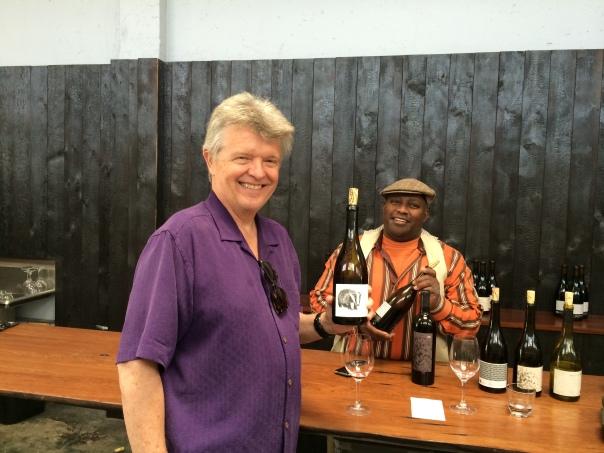 Jim at Broc Winery
