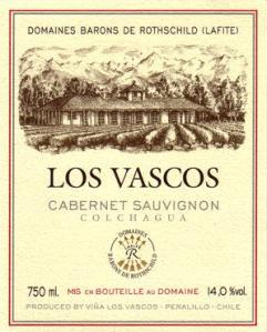 Wine - Los-Vascos-Cabernet-Sauvignon