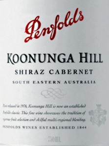 Wine - penfolds-koonunga-hill-shiraz-cabernet-sauvignon-south-australia-10248270