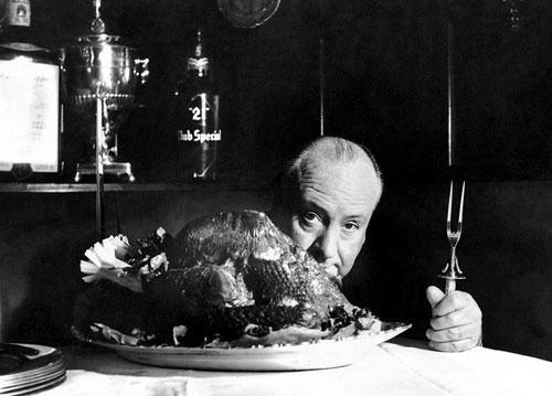 Thanksgiving - Hitchcock