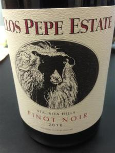 Wine - Clos Pepe Label