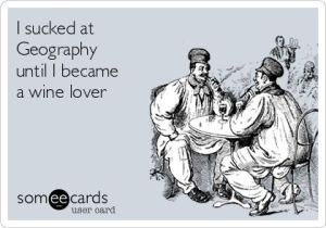 Wine - Somecard - Geography