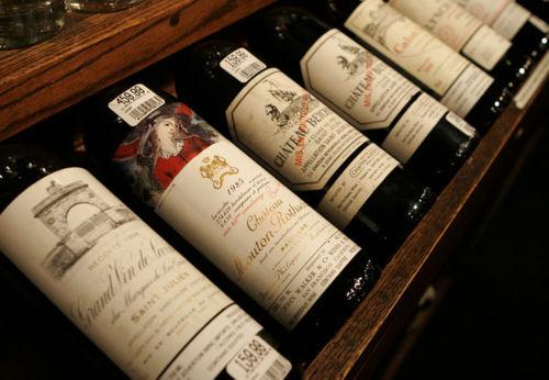 Wine - Bordeaux Beauties