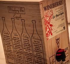 Wine - Box wine Wineberry