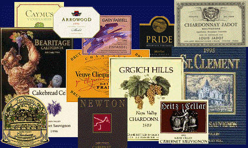 Wine - Labels