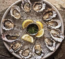 Oysters Hog-Wash