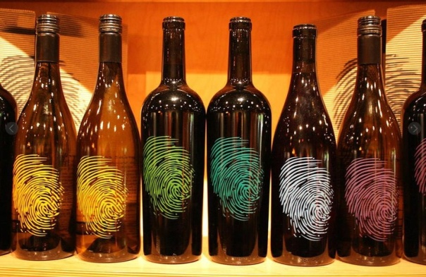 Wine - Thumbprint - Sonoma