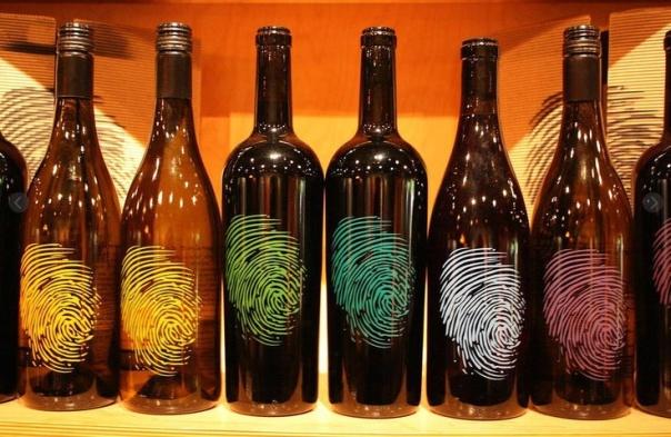 Wine - Thumbprint - Sonoma