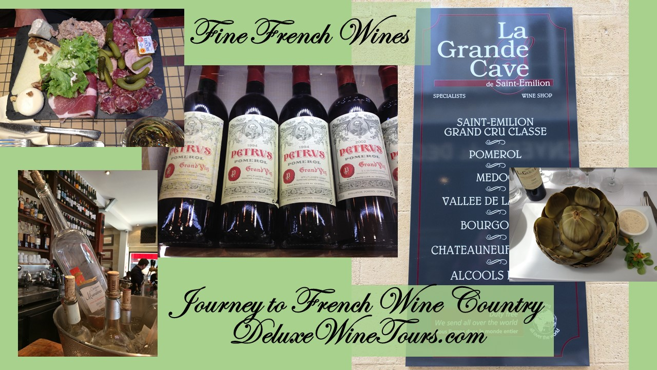 Journey to French Wine Country 3