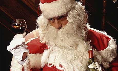 Wine - Santa Wine