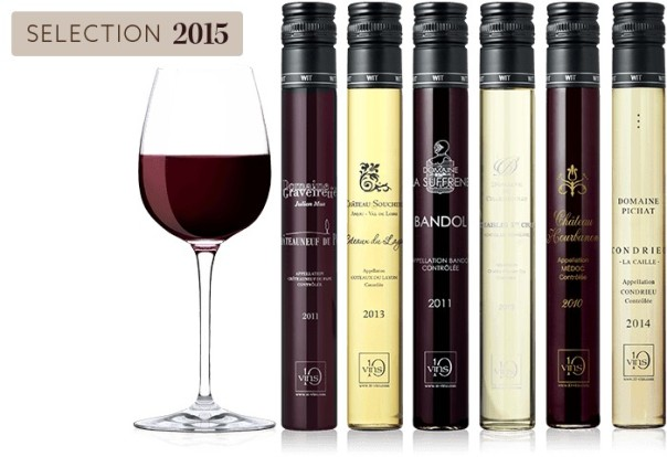 Wine - 10 D-vine-2015-selection