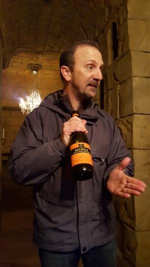 Reustle Wines - Kevin Kline