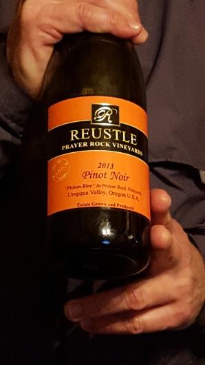 Reustle Wines - Pinot Noir