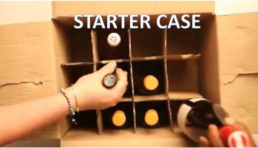 Starter Case Slide