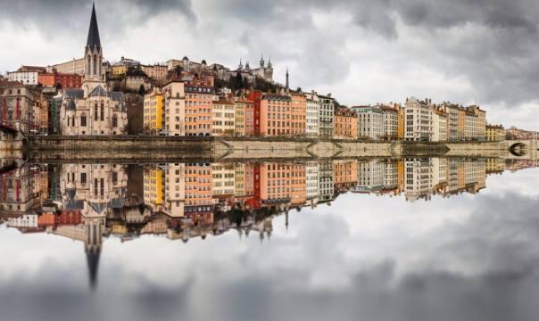 Lyon - Saone