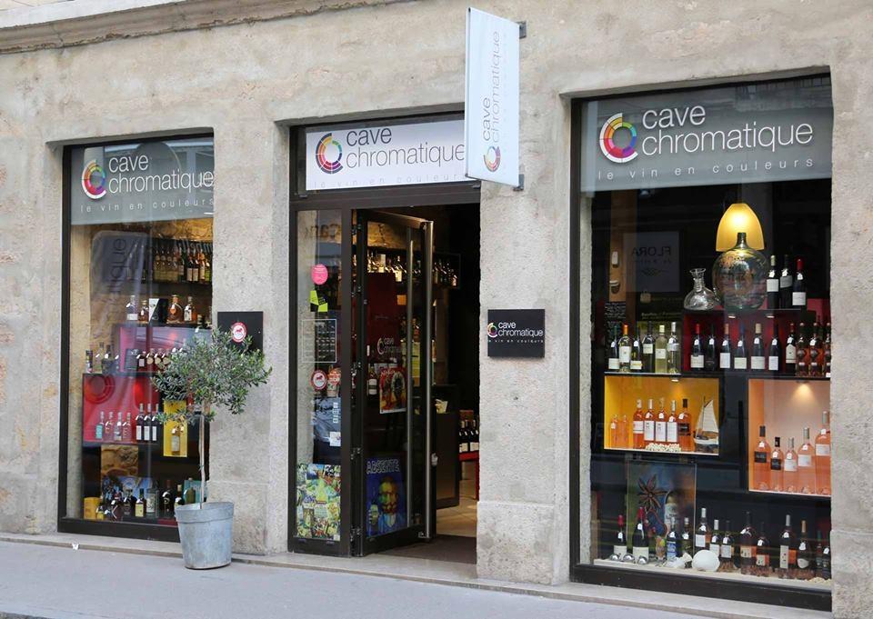 Wine - Cave Chromatique