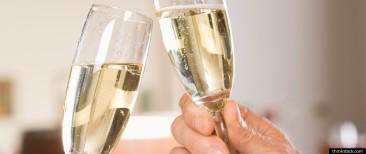Wine - Champagne Toast