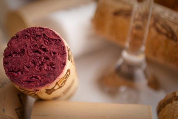 wine - cork taint